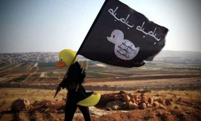 De jacht op ISIS-propaganda