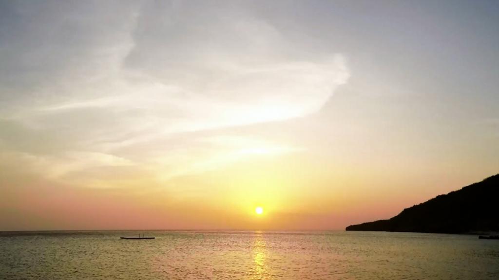 Sunset @ Curaçao (Part 1)