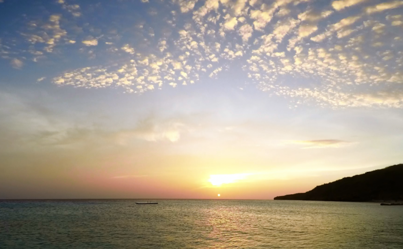 Video: Sunset @ Curaçao (Part 5)