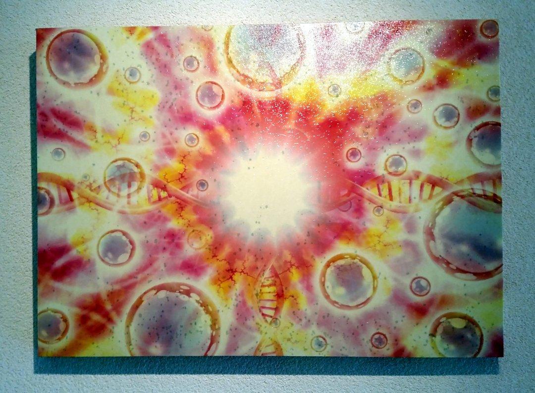 Yamapama Spiral Universe