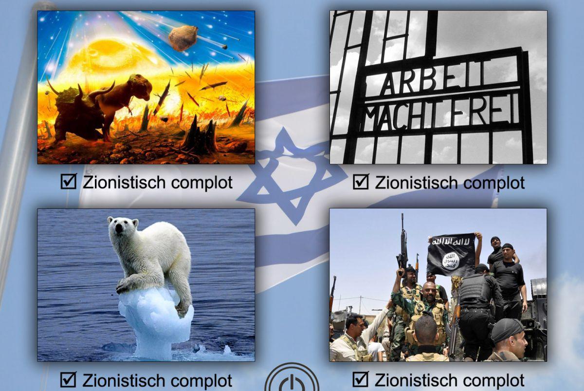 Zionistisch Complot