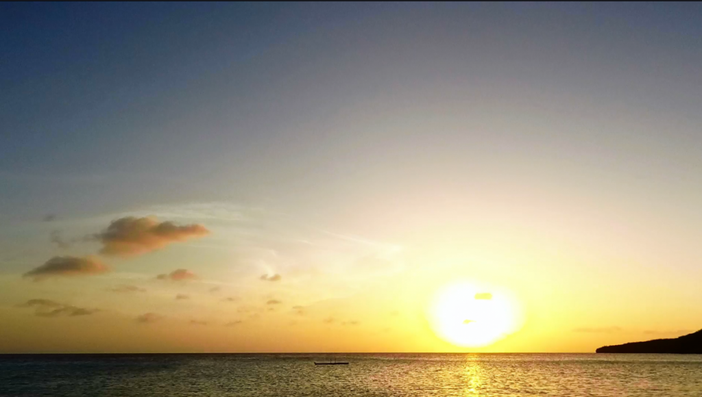 Sunset @ Curaçao (Part 2)