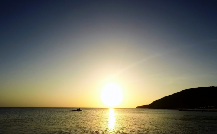 Video: Sunset @ Curaçao (Part 6)