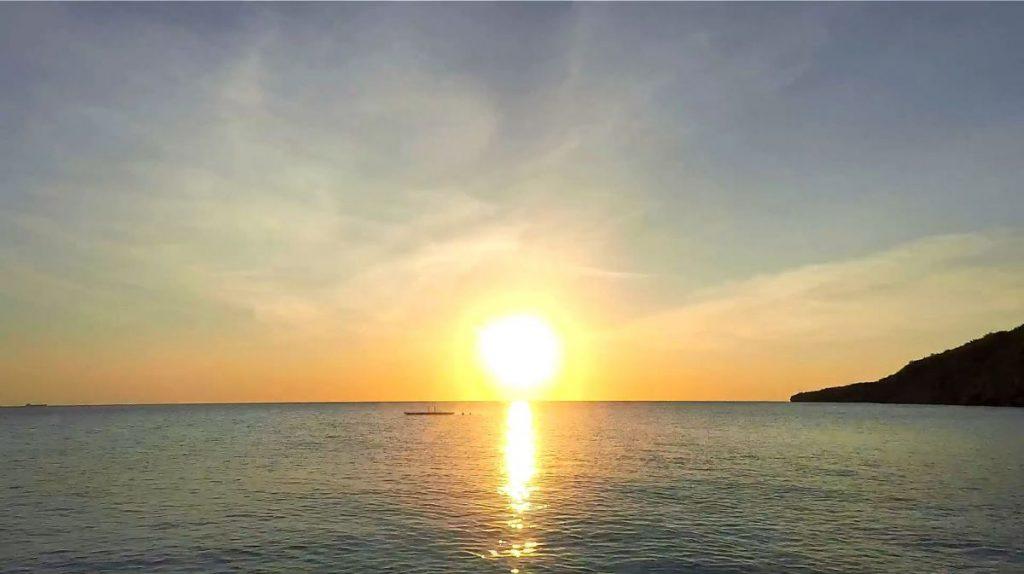 Sunset @Curaçao 8