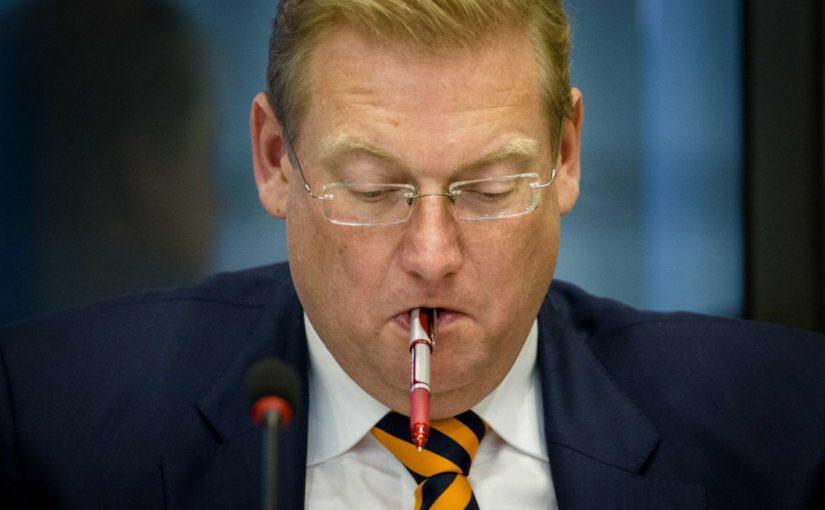 Functionerings- en loopbaangesprek met Ard van der Steur