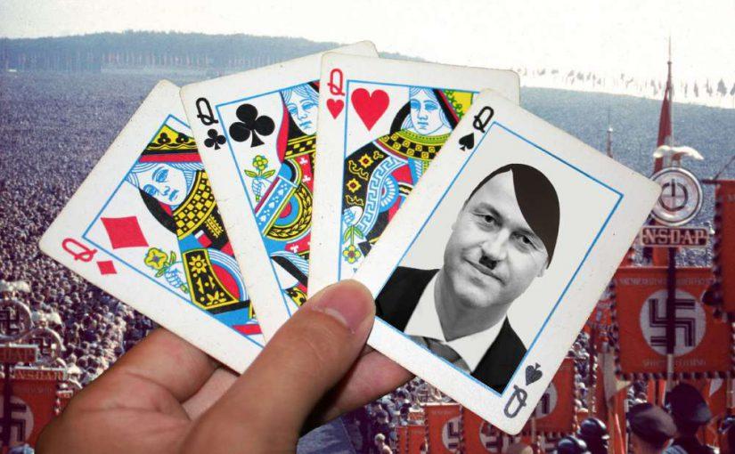 Wilders in de kaart spelen